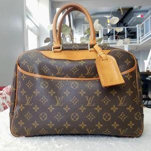 ❤Authentic LV Deauville Handbag Monogram